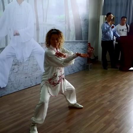 Ba Shi (forme 8 mouvements),Wang Xi An Da Shi, France