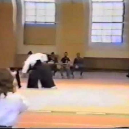 Tamura Sensei Demo Jun 1992